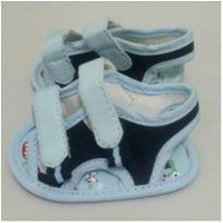 Sandália de bebê - 01 - Pimpolho