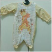 Macacão de bebê - Recém Nascido - VICKY LIPE
