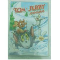 DVD Tom e Jerry Aventuras -  - DVD Video