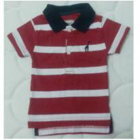 Camiseta Polo Toffee - 1 ano - Toffee