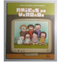 Livro Amigos de Verdade -  - Editora do Brasil