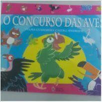 Livro O Concurso das Aves -  - Editora do Brasil
