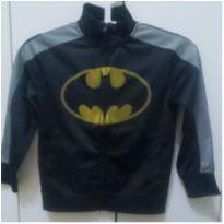 Blusa de frio infantil Batmam - 6 anos - Batman