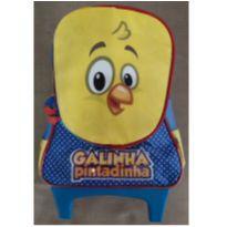 Mochila infantil Galinha Pintadinha -  - xeryus