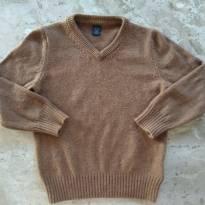 Suéter gap marrom/sueter verde para ROSILDA - 3 anos - GAP