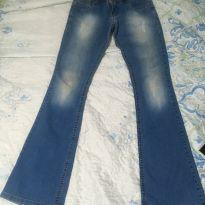 Calça Jeans - P - 38 - Não informada