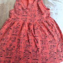 Vestido Turma da Mônica - 2 anos - TURMA DA MONICA
