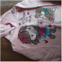 Kit de blusas de Moleton - 2 anos - Boca Grande