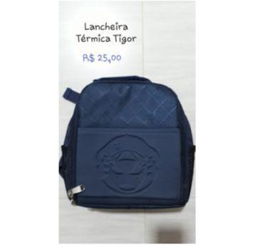 Lancheira térmica Tigor - Sem faixa etaria - Tigor T.  Tigre
