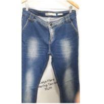 Calça Jeans Flare - G - 44 - 46 - Hering