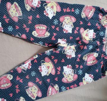 Conjunto Hello Kitty - 1 ano - Lua da Lenda