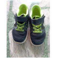 Tênis Verde Flex Run - 26 - Nike