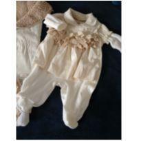 Saída maternidade - Recém Nascido - By Gabriely Baby e By gabriela