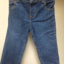 Calça Jeans Forrada Carter's (18m) - 18 meses - Carter`s