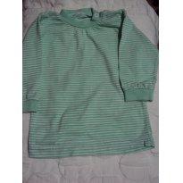 Kit body e camiseta básica - 3 meses - Bicho Molhado