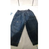 Calça Jeans Planet Kids - 1 ano - Planet Kids
