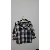 Camisa Flanela Hering - 3 anos - Hering Baby