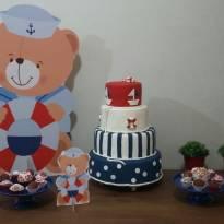 bolo marinheiro - Sem faixa etaria - Não informada