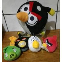 Pelucias angry birds -  - Não informada