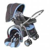 carrinho de bebê cosco travel system com bebê conforto -  - Cosco