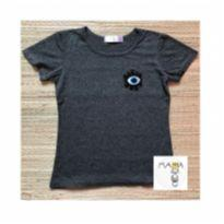 T-shirt olho - 6 anos - Tilly Baby