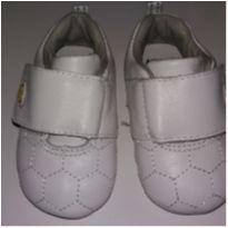 Sapato branco couro - 16 - Bibi