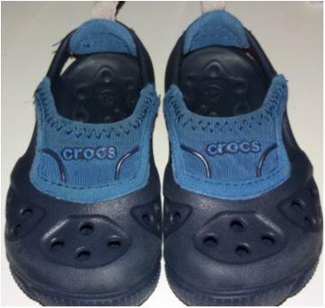 Crocs azul - 22 - Crocs