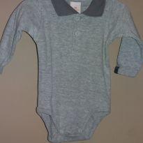 Body Marisol - 3 a 6 meses - Marisol