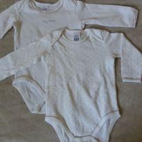 Bodys Zara - 6 a 9 meses - Zara Baby