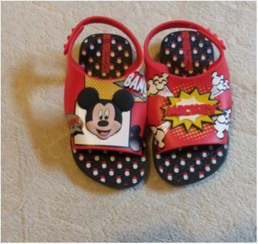 Sandália Mickey - 20 - ipanema