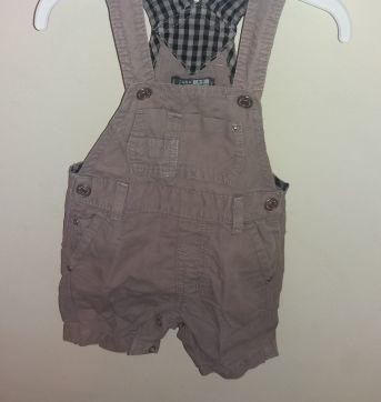 Macaquinho Zara - 6 a 9 meses - Zara Baby