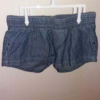 Short Jeans - 6 anos - Não informada