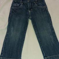 Calça Jeans com bolso - 9 a 12 meses - Paola BimBi