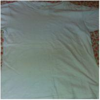 Camiseta branca - 10 anos - Elian