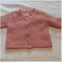 Casaco lã Zara - 6 a 9 meses - Zara Baby