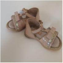 Sandália rosa - 16 - Kidy