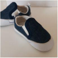 Sapatinho jeans - 18 - Baby i