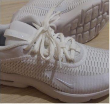 Tênis Nike Air Max Advantage 3 branco - 35 - Nike
