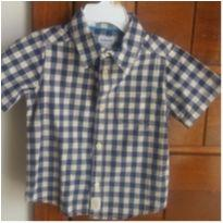 Camisa xadrez Carters - 2 anos - Carter`s
