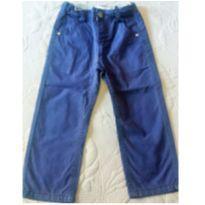 Calça Azul marinho Alakazoo - 2 anos - Alakazoo!