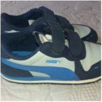 Tênis Puma azul marinho - 25 - Puma