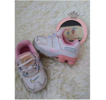 Tênis Nike Shox Baby - 18 - Nike