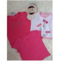 Lote de blusas 12-24meses - 18 a 24 meses - Variadas