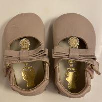 Sapato couro Rosê Paola da Vince