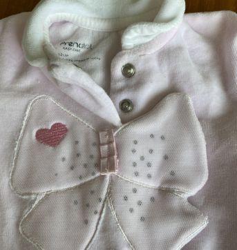 Macacão plush - 3 a 6 meses - Prenatal
