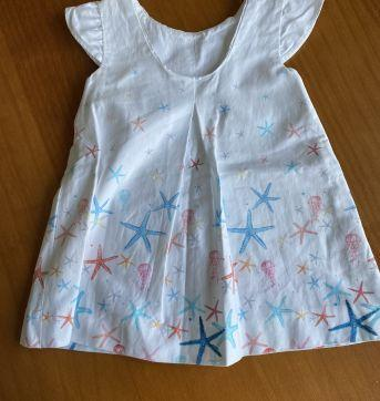 Vestido Zara - 12 a 18 meses - Zara