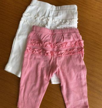Kit 2 calças Carter's - Recém Nascido - Carter`s