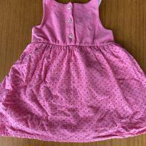 Vestido Zara - 6 a 9 meses - Zara