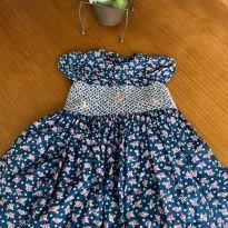 Vestido de festa Paola da Vince - 9 a 12 meses - Paola Da Vinci