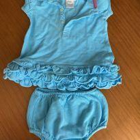 Vestido Polo - 3 meses - Ralph Lauren